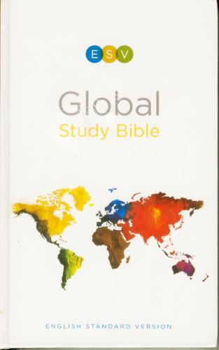 標準英文研讀本硬面聖經 GLOBAL Stuby Bibie