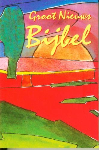 荷蘭文聖經紙面白邊   GROOT NIEUWS   BBIBEL