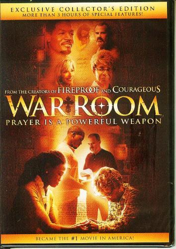 WAR ROOM 戰爭之屋DVD