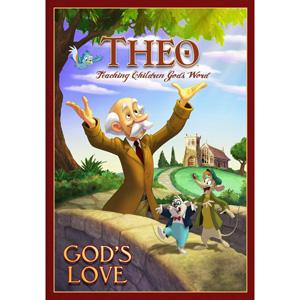 迪歐爺爺說故事2 上帝的愛 DVD