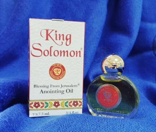 小瓶裝系列-所羅門王