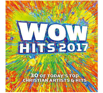 WOW 2017經典排行超級金曲 CD