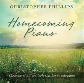 克里斯多福 回家 15首經典聖詩鋼琴演奏CD