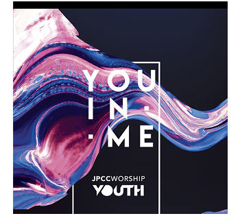 JPCC青年敬拜 住在我裡面CD