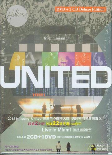 UNITED 2CD+1DVD