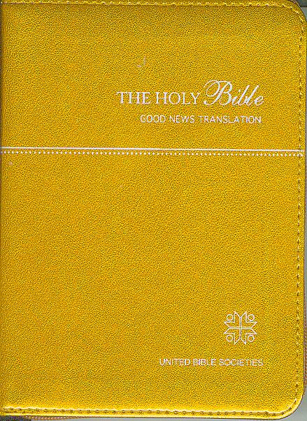 THE HOLY BIBLE-OCRE