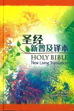 新普及譯本中英簡體版硬面