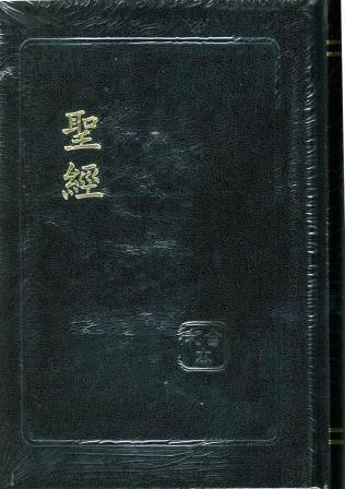 聖經和合本精裝索引(黑/金)紅字版
