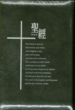 聖經皮面拉練索引(禱告/銀)