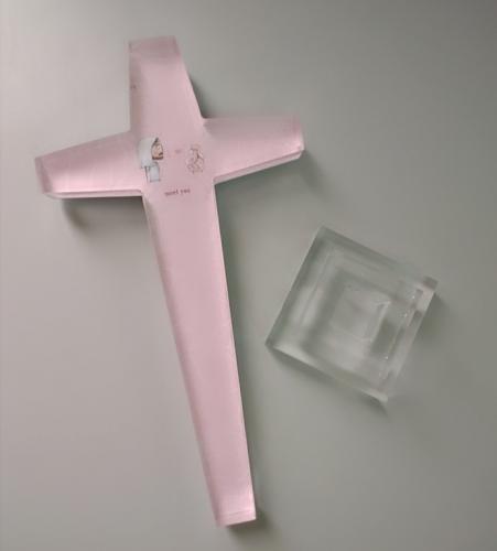 水晶十字架 愛中相遇